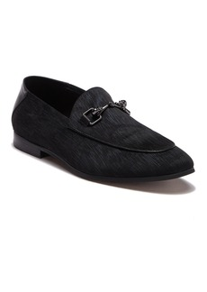 Robert Graham Barton Leather Detailed Loafer
