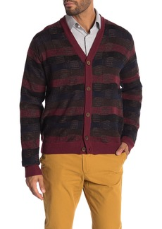 Robert Graham Bauta Plaid Knit Cardigan