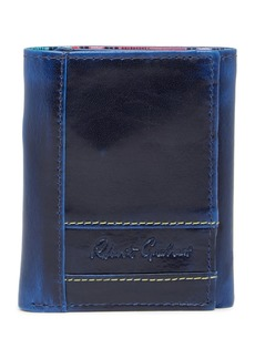 Robert Graham Belfast Leather Trifold Wallet