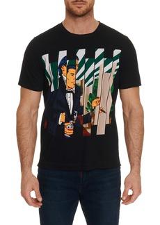 Robert Graham Beverly Hills Tee Shirt