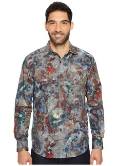 Robert Graham Big Nova Long Sleeve Woven Shirt