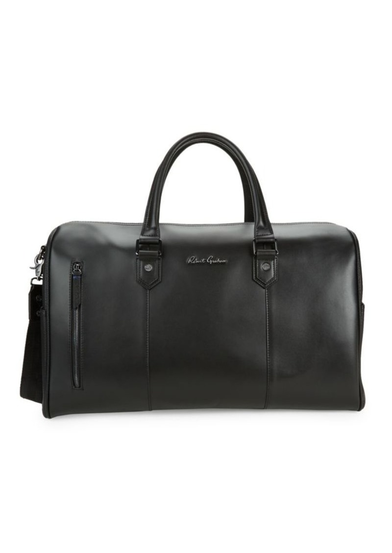 Robert Graham Bolger Faux Leather Weekend Bag