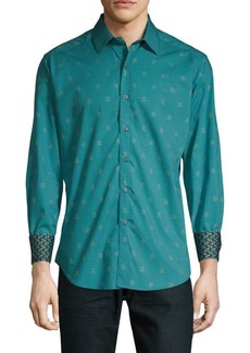 Robert Graham Bosch Button-Down Shirt
