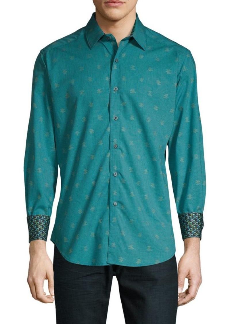 Robert Graham Bosch Button-Down Shirt