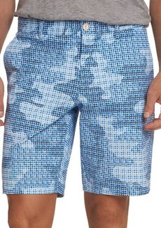 Robert Graham Bottas Stretch-Cotton Shorts