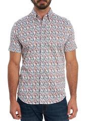 Robert Graham Bottoms Up Short-Sleeve Sport Shirt