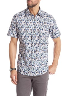 Robert Graham Bould Short Sleeve Classic Fit Shirt