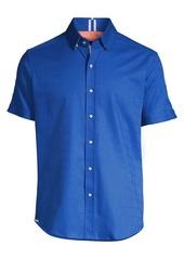 Robert Graham Bozeman Stretch Cotton Shirt