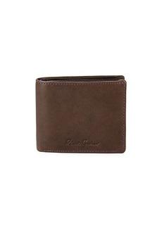 Robert Graham Brennand Leather Bi-Fold Wallet