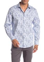 Robert Graham Brewbaker Paisley Print Classic Fit Shirt