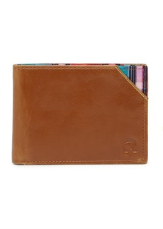 Robert Graham Brighton Leather Bifold Wallet