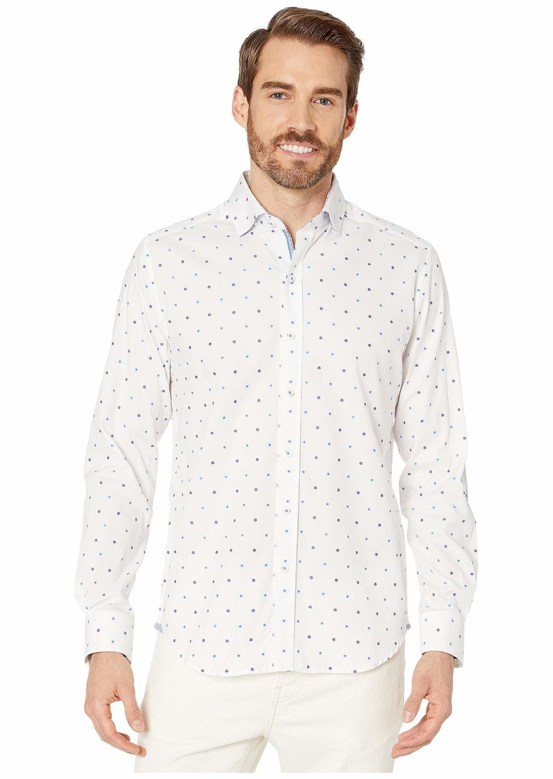 Robert Graham Caberto Tailored Fit Sport Shirt