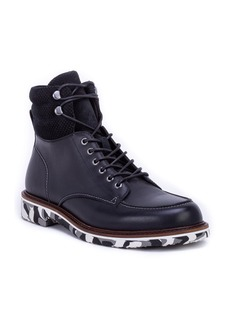 Robert Graham Canon Rock Camo Sole Combat Boot