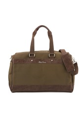 Robert Graham Canvas Duffel Bag  Olive