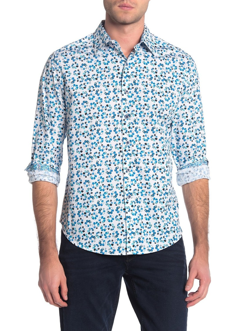 Robert Graham Carston Long Sleeve Classic Fit Shirt