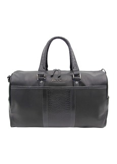 Robert Graham Chatsworth Leather Duffle Bag