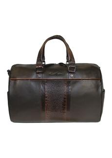 Robert Graham Chatsworth Leather Duffle Bag