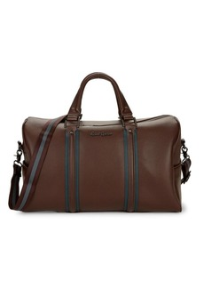 Robert Graham Chestertown Leather Duffel Bag