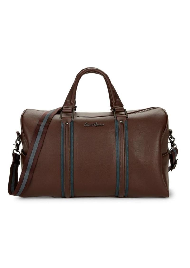 Robert Graham Chestertown Leather Duffel Bag