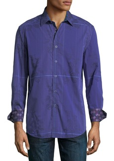 Robert Graham Classic-Fit Broulder Sport Shirt