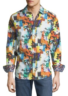 Robert Graham Classic-Fit Burlingame Sport Shirt