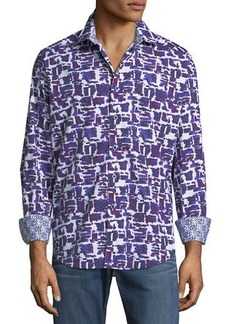 Robert Graham Classic-Fit Encinas Sport Shirt