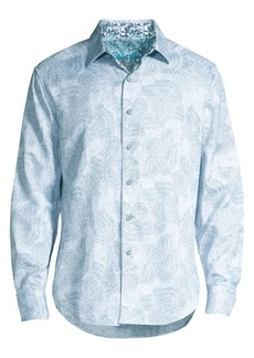 Robert Graham Classic-Fit Mateo Floral Shirt