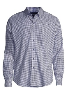 Robert Graham Classic-Fit Miller Woven Print Shirt