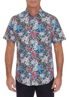 Robert Graham Classic-Fit Printed Button-Down Shirt