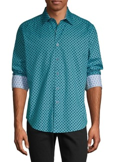 Robert Graham Classic-Fit Printed Shirt