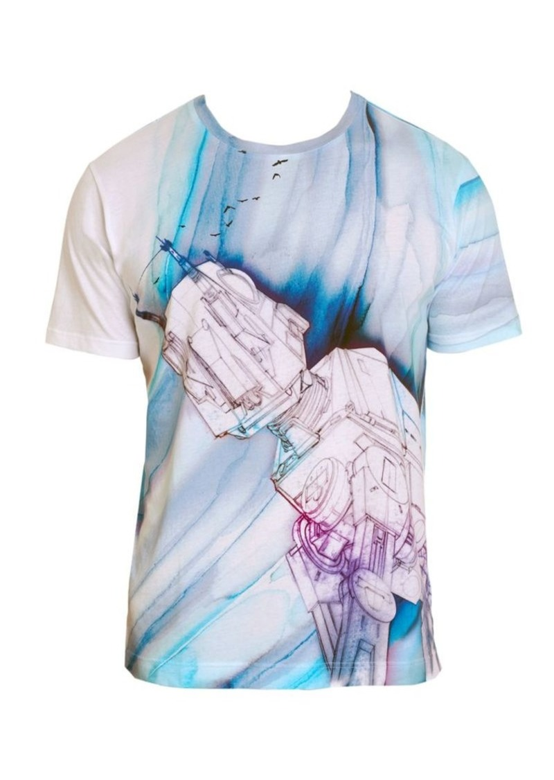 Robert Graham Classic-Fit Rebel Birds Graphic T-Shirt