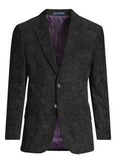 Robert Graham Classic-Fit Spruce Single-Breasted Jacket