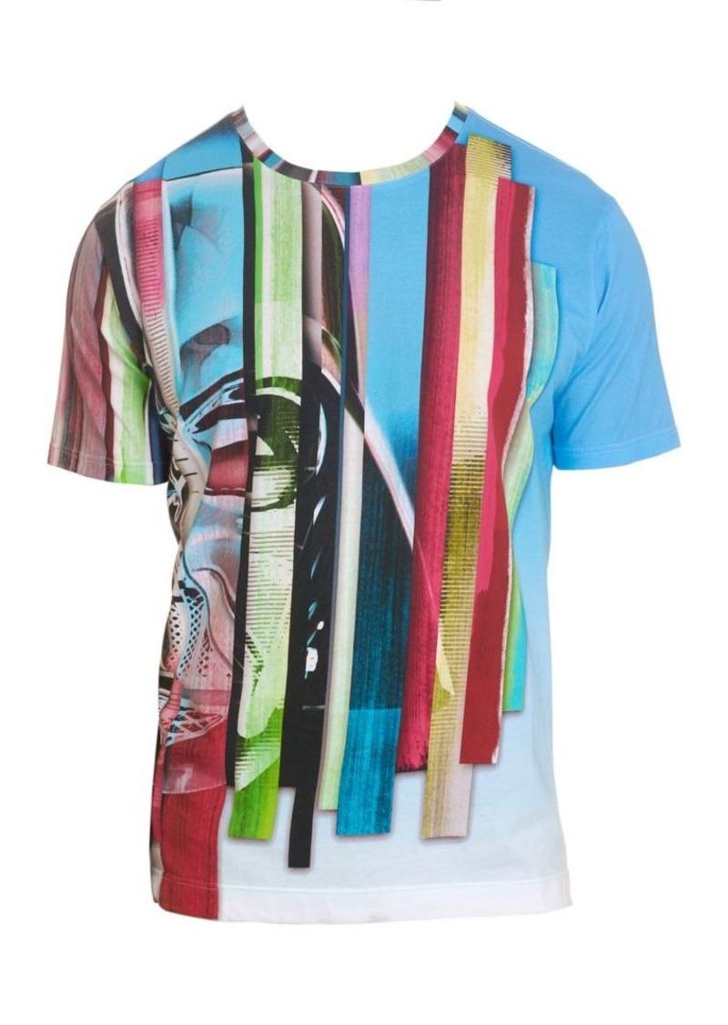 Robert Graham Classic-Fit Vader Bars Graphic T-Shirt