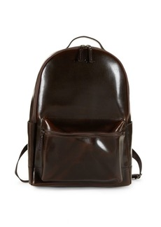 Robert Graham Classic Leather Backpack