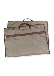 Robert Graham Contrast-Trim Garment Bag