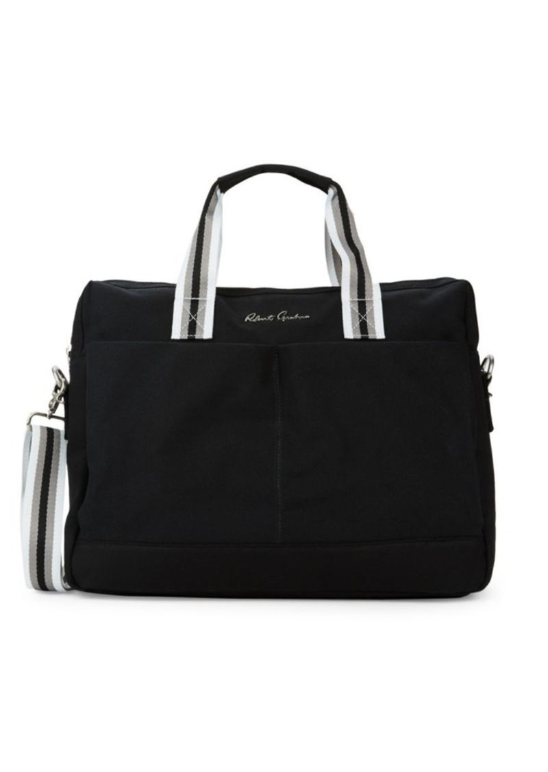 Robert Graham Convertible Cotton Briefcase