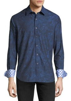 Robert Graham Coolbrook Classic-Fit Sport Shirt