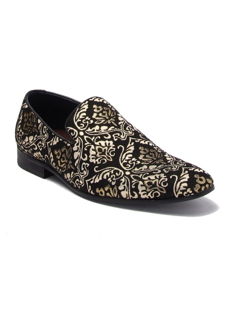 Robert Graham Costas Embossed Slip-On Loafer