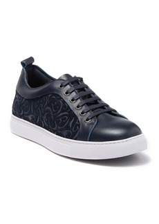 Robert Graham Creed Leather & Suede Sneaker