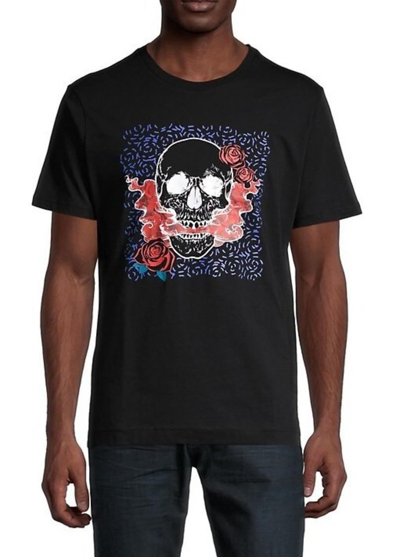 Robert Graham Cullman Cotton T-Shirt