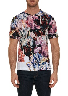 Men's Eddystone Tee Shirt Size: XS by Robert Graham
