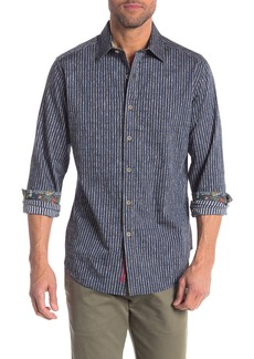 Robert Graham Ellis Long Sleeve Woven Shirt