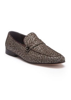 Robert Graham Ericson Embossed Loafer