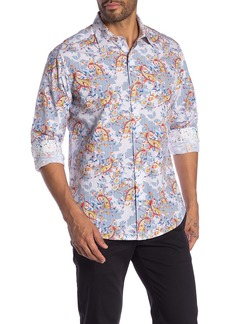 Robert Graham Eurpoa Long Sleeve Classic Fit Shirt