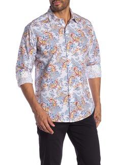 Robert Graham Eurpoa Long Sleeve Classic Fit Shirt