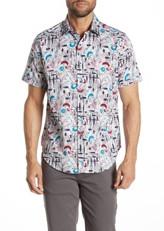 Robert Graham Fairwest Short Sleeve Classic Fit Shirt