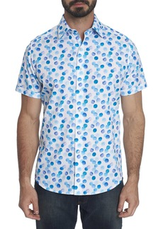 Robert Graham Fendal Short Sleeve Shirt