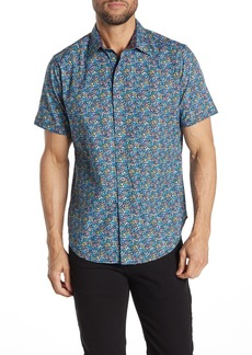 Robert Graham Forestdale Short Sleeve Classic Fit Shirt