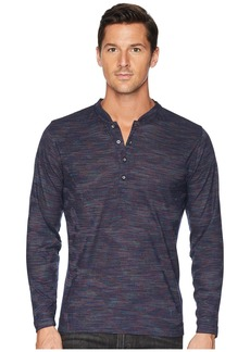 Robert Graham Forster Knit Henley