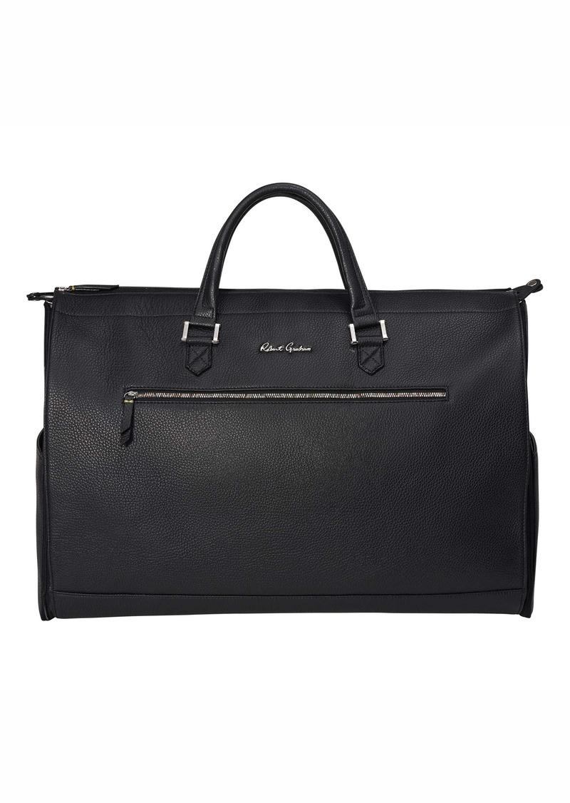 Gallagher Garment Bag in Black by Robert Graham